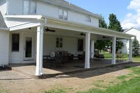 patio roof roofs porches and decks gallery kaz home improvements