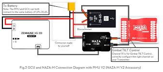 h3 2d autopilot system gcu and gimbal wiring dji wiki h3 2d wiring8 png