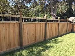 Custom Privacy Fence Designs Mossy Oak Fence Privacy Fence Designs Backyard Fences