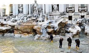 """Touristen aus aller welt kommen hierher, um die berühmten schritte der """"entrückung zu sehen. Italien Fruhaufsteher Bleiben Unter Sich"""