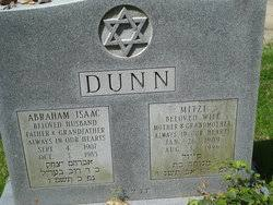 Abraham Isaac Dunn (1907-1985) - Find A Grave Memorial