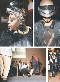 The colorful scenes from the National Museum of African Art's voguing  masquerade ball. - PressReader