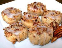 mini pecan sweet rolls made with pamelas gluten free bread and baking mix use ghee or soy er