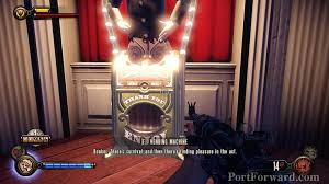 Bioshock Vending Machines Mesmerizing Bioshock Infinite You Can Search The Vending Machine