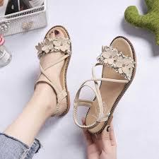 COOTELILI 36 40 Plus Size Woman <b>Shoes</b> Fashion Bohemian Twist ...