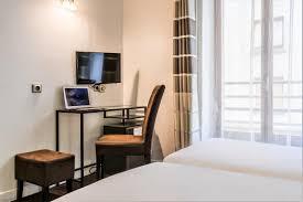 Hotel Edgar Quinet Hatel Du Maine Paris France Bookingcom