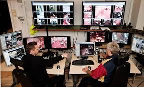 Casino Security Casino Security System Ip Video Management At Casino Copenhagen