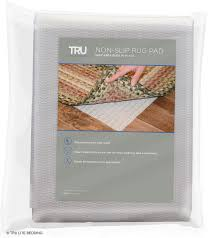 non slip mat for area rugs indoor rug gripper non skid washable area rug pad use on all floors to prevent injury hold rugs mats carpets
