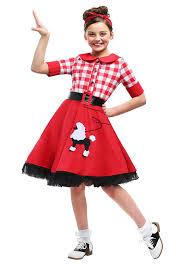 Bobby Pearce Costume Designer 50s Darling Girls Costume