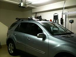 mercedes ml roof racks roof rack fyi mercedes benz forum