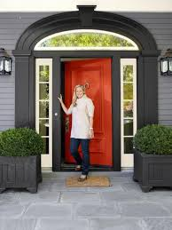 exterior paint schemes red door. do you love colors/patterns/fabrics together in one room? hgtv magazine features exterior paint schemes red door -