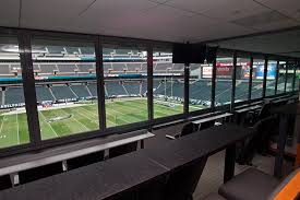 Luxury Suites 267 570 4150 Lincoln Financial Field
