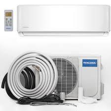 york mini split air conditioner. ramsond 24,000 btu 2 ton ductless mini split air conditioner and heat pump - 220v/60hz-74gw2 the home depot york