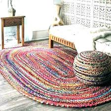 rectangular braided rugs elegant wool braided rugs d cor large braided rugs rectangular braided
