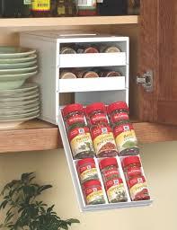 Kitchen Spice Organization New Spicestack Spice Rack Helps Not So Organized Cooks