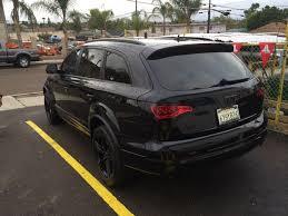 audi a7 2014 custom. black audi q7 u2039 u203a a7 2014 custom
