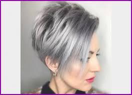 Coiffure Cheveux Gris Femme 229925 Coiffure Court Cheveux