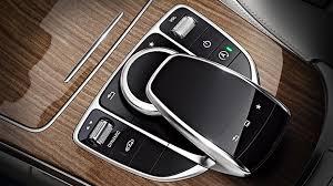 Mercedes-Benz TechCenter: Touchpad