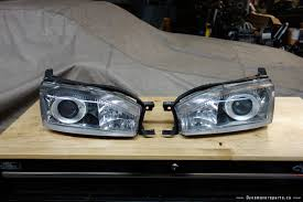 FS: '92-94 Camry Retrofitted Projector Headlights - Toyota Nation ...
