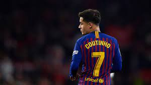 Where will Philippe Coutinho play for Bayern Munich?