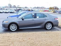 2018 New Toyota Camry XLE Automatic at Toyota of Fayetteville ...