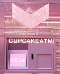 Sprinkles Cupcakes Vending Machine Locations