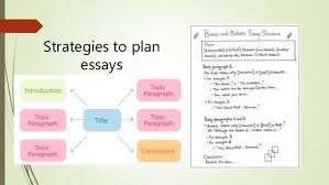 planning and organisation of essays by cristian zarza 11 strategies to plan essays