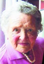 Mrs. Violet Ethel Stubbs   Impartial Reporter