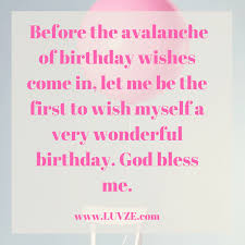 Birthday Quotes For Myself Beauteous 48 Happy Birthday To Me Quotes Wishes Sayings Messages