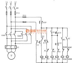 3 phase circuit diagram wiring library wiring diagram gift electrical circuit diagram three phase motor automatic limiting reversing circuit