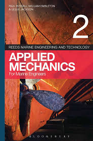 Applied Mechanics And Design Buy Reeds Vol 2 Applied Mechanics For Marine Engineers By