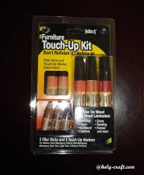 furniture touch up markers. repair your nicks, gouges and scratches in floors, cabinets furniture touch up markers