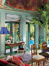 Image Mediterranean Interior Based Upon The Decor You Might Place This Home In The Center Of Casablanca Surprisingly Architectural Digest 10 Rooms That Do Mediterranean Style Right Architectural Digest