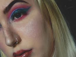 i m not your baby doll makeup look