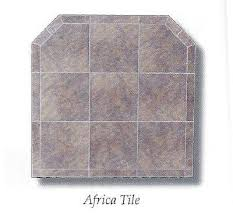 ceramic tile hearth. Simple Tile Africa Tile Hearth Ceramic Pad Board Pellet Stoves Brown And O
