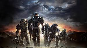 1920x1080 preview wallpaper halo solrs sky clouds mountains 1920x1080