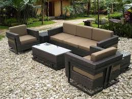 black wicker outdoor furniture cover black patio furniture covers