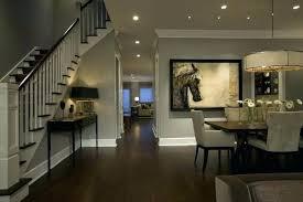 dark brown hardwood floors. Brilliant Dark Grey Walls With Wood Floors Dark Elegant  Floor And Brown Dining Room Photo In Gray  Intended Hardwood