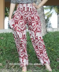 Thai Fisherman Pants Pattern