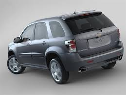 Auction Results and Sales Data for 2008 Chevrolet Equinox