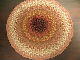 mazatlanl round braided rug home design handmade rugs by marge mazatlan a 4 18