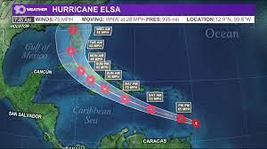 Hurricane Elsa: Will Hurricane Elsa ...