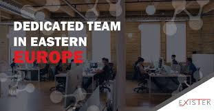 The Custom Companies Outsourced Dedicated Development Team In Eastern Europe