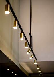 10 diy solutions to renew your kitchen 6 black track lightingpendant