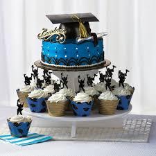 Graduation Cupcake Cakes Graduation Grad Cakecupcake Combo For
