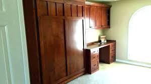 full murphy bed full double bed murphy bed with desk ikea