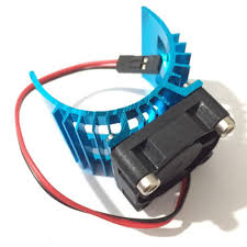 electric car motor for sale. Hot On Sale Blue RC Parts Electric Car Motor Heatsink Cover + Cooling Fan  For 1 Electric Car Motor Sale I