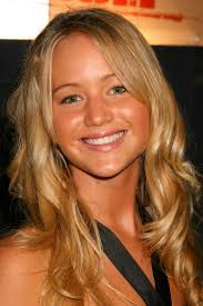 13 things you didn't know about Jennifer Lawrence - Jennifer-Lawrence-blonde