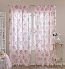Living Room Curtains Target Simply Shabby Chicar Cabbage Rose Window Panels In Pink 1999 At