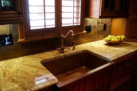 a large farmhouse kitchen sink